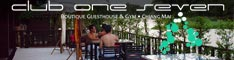 Club one Seven Banner on Gay in Chiang Mai