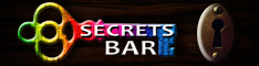 Secrets Bar Banner on Gay in Chiang Mai