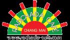 Radchada Garden Café Chiang Mai - Logo