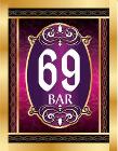 69 Bar Chiang Mai - Logo